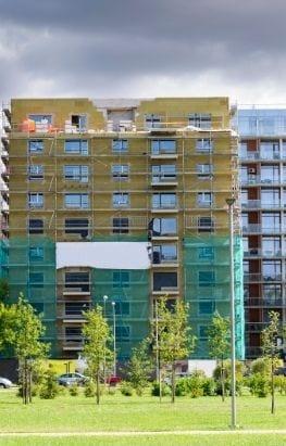 Apartment insulation
