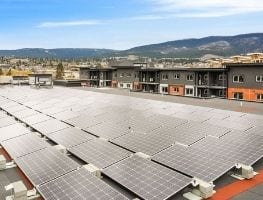 Solar photocoltaic rooftop system