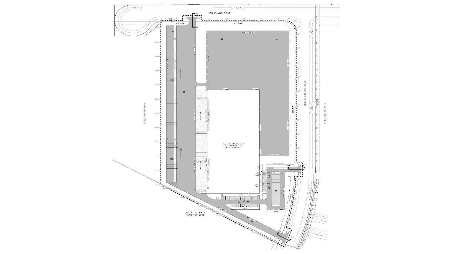 SkyDev - High Plains Drive - Site Plans
