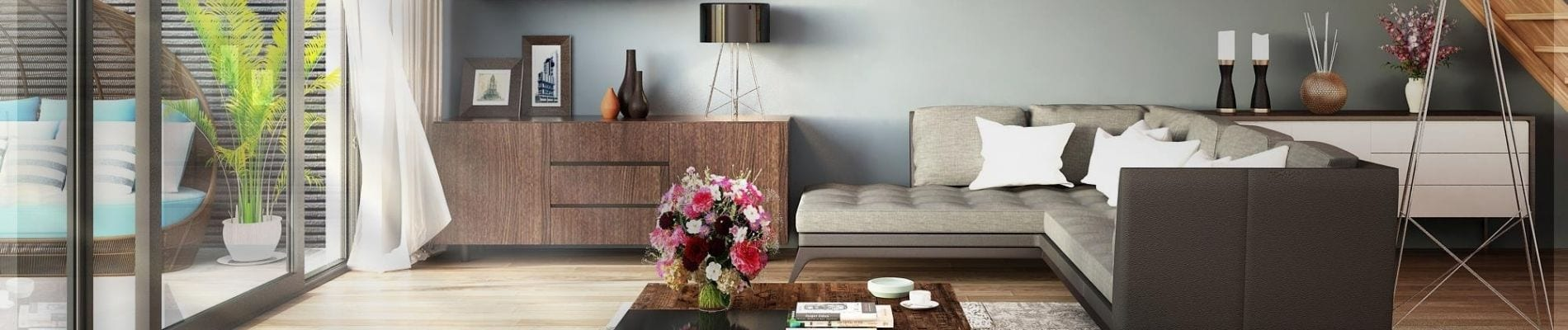 modern design and finishes