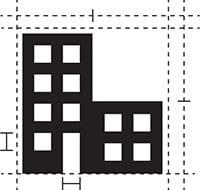 Building design icon